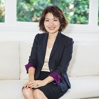 Gillian Chee at Real Estate Investment World Asia 2017
