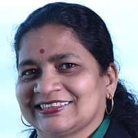 Engr. Nalini Kumari at Telecoms World Asia 2017