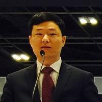 Mr Walter Zhou at Seamless 2017
