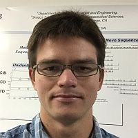 Adrian Guthals at Cell Culture World Congress USA