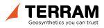 Fiberweb Geosynthetics Ltd (TERRAM) at Middle East Rail 2016