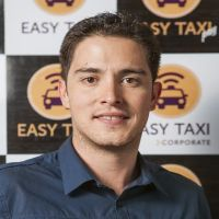 Managing Director Easy Taxi Jaime Aparicio at Mexico's Customer Festival 2016