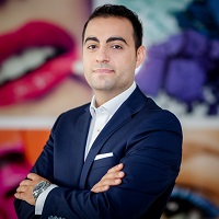 Mr Gokhan Cakmak at Home Delivery World Europe 2016