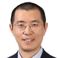Mr Eric Liu at Carriers World Asia 2016
