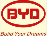 BYD COMPANY LIMITED at The Lighting Show Africa 2016
