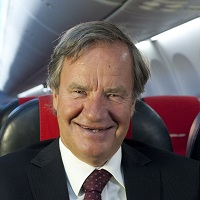 Mr Bjorn Kjos at Aviation Interiors Show 2016