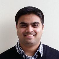 Ashwin Lahiry at Cell Culture World Congress USA