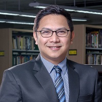 Assist. Prof Harold John Culala, Director, Office of Education Technology, Far Eastern University