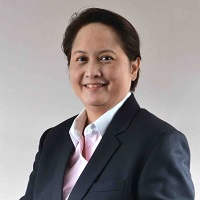Isabel Barrientos at Cards & Payments Philippines 2016