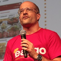 Michael Cluzel, Co Founder and Group Chief Executive Officer, Eatigo