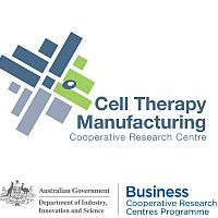 CRC for Cell Therapy Manufacturing at World Stem Cells & Regenerative Medicine Congress