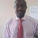 Mr Kasingye Kyamugambi at Africa Rail 2016