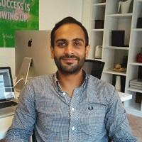 Mr Ravi Patel at Seamless 2017