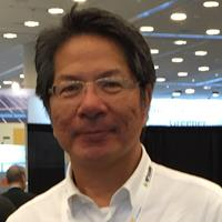 Mr Fred Chen at The Solar Show Philippines 2016