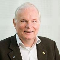 Hans Heerkens at The Commercial UAV Show