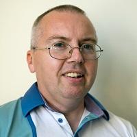 Dr Alan McKenna at The Commercial UAV Show