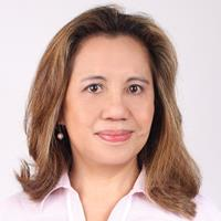 Ms Lourdesiree Latimer at Power & Electricity World Philippines 2017