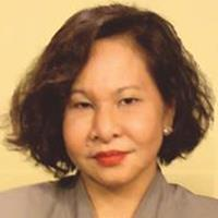 Ms Ruth Briones at Power & Electricity World Philippines 2017