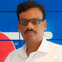 Mr Ramesh Narayanaswamy at The IOT Show Asia 2016