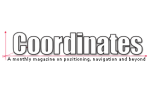 Coordinates at The Commercial UAV Show