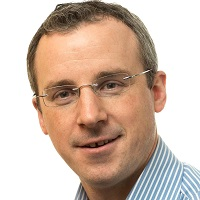 Andy Bell, VP Urban Rail Signalling UK, Thales