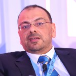 Mr Mohamed Roushdy at Seamless Middle East 2017