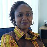 Ms Edith Githachuri at Aviation Festival Africa 2016