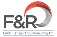 FandR Catai Transport Solutions (Pty) Ltd at Africa Rail 2016