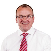 Mr John Munnelly, Head of Operations, John Lewis