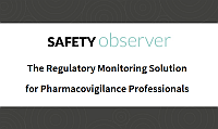 Drug Safety Observer at World Drug Safety Congress Europe 2016