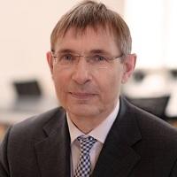 Professor Klaus Cichutek, President, Paul Ehrlich Institute