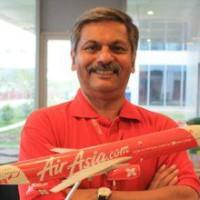 Mr Suresh Nair at Aviation Show MENASA 2016