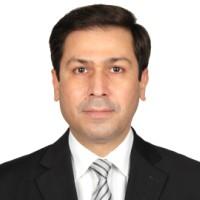 Mr Raheel Ahmed at Aviation Show MENASA 2016