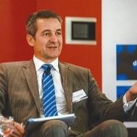 Dr Hubertus von Roenne at Carriers World 2016