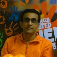 Kedar Nayak at BioPharma India 2016