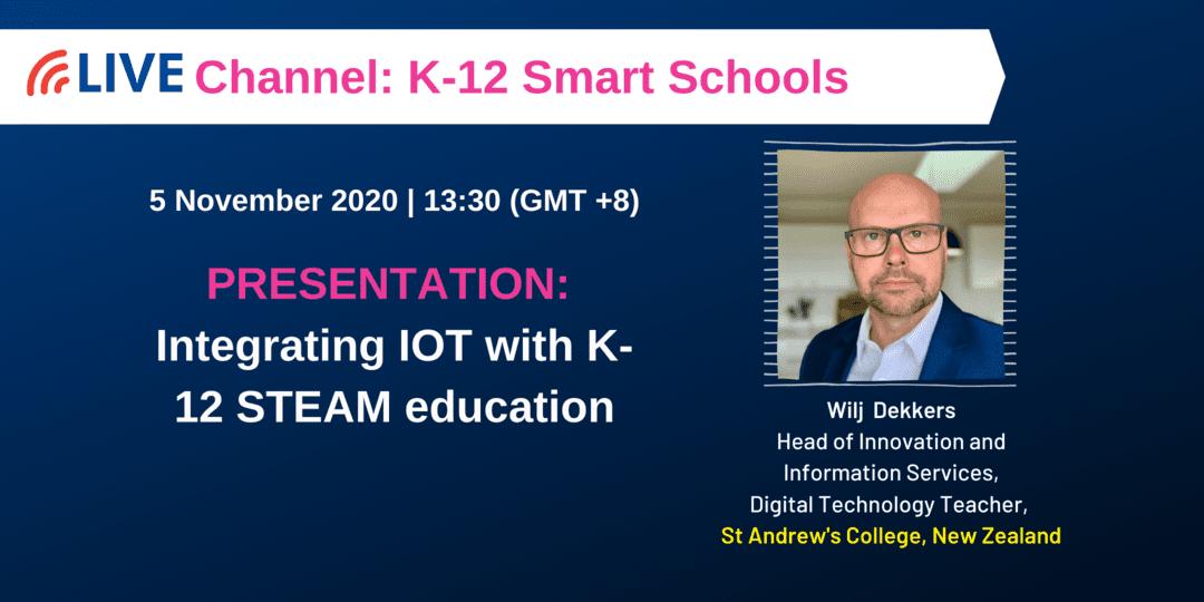 Inspiring The Next Generation Edutech Asia 2020 30 October 2020 6 November 2020