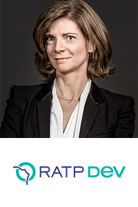 Laurence Batlle at Middle East Mobility 2019
