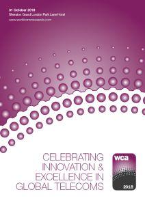 World Communication Awards 2018 Brochure
