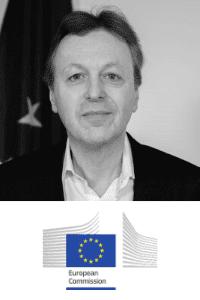 Philippe Levebvre speaking at 5GLIVE