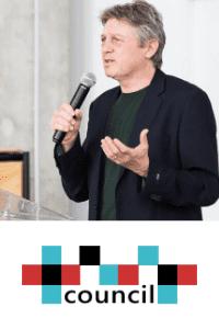 Rob van Kranenburg speaking at 5GLIVE