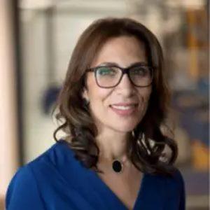 Maha El Dimachki speaking at Seamless