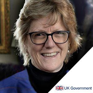 Professor Dame Sally Davies speaking at World Anti-Microbial Resistance Congress 2021