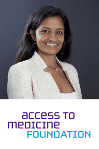 Jayasree Iyer at World Anti-Microbial Resistance Congress