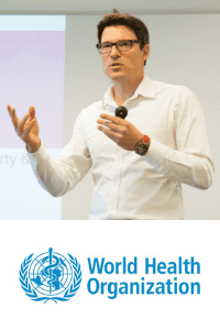 Peter Beyer at World Anti-Microbial Resistance Congress