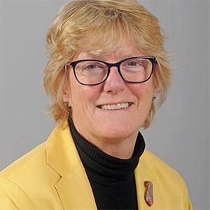 Professor Dame Sally Davies speaking at World Anti-Microbial Resistance Congress