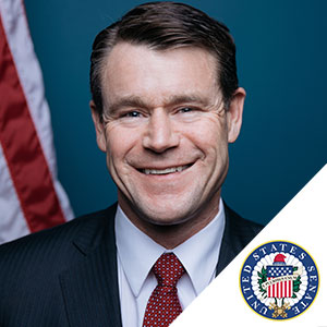 Senator Todd Young speaking at World Anti-Microbial Resistance Congress 2021