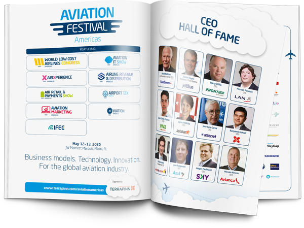 Aviation Festival Americas 2020 | 12 - 13 May 2020