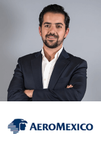 Pablo Gomez Gallardo Maass at Aviation Festival Americas
