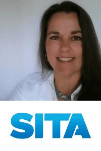 Sherry Stein at Aviation Festival Americas