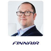 Andrew Kilkearey, Finnair